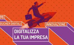 NUOVA OPPORTUNITA' PER L'INNOVAZIONE TECNOLOGICA DELLE PMI – VOUCHER DIGITALI I4.0