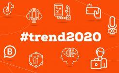 I trend della comunicazione da tenere d'occhio nel 2020